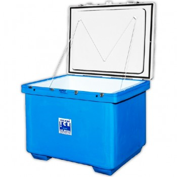 Techni Ice Commercial 1162Qt Blue White