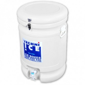 37Qt Techni Ice Signature Vertical Ice Chest / Drink Cooler