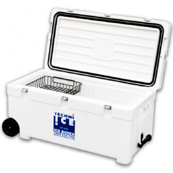 111Qt Techni Ice Signature Series Cooler with Wheels- World's No.1 Ice Keeper ( Ships form Australian Warehouse)