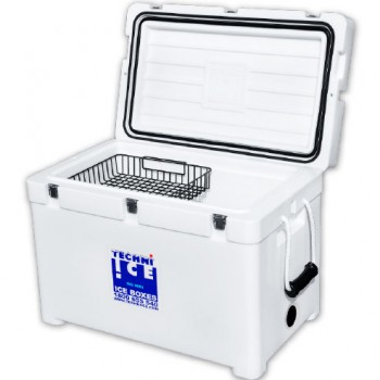 132Qt Techni Ice Signature Series Ice Chest- World's No.1 Ice Keeper