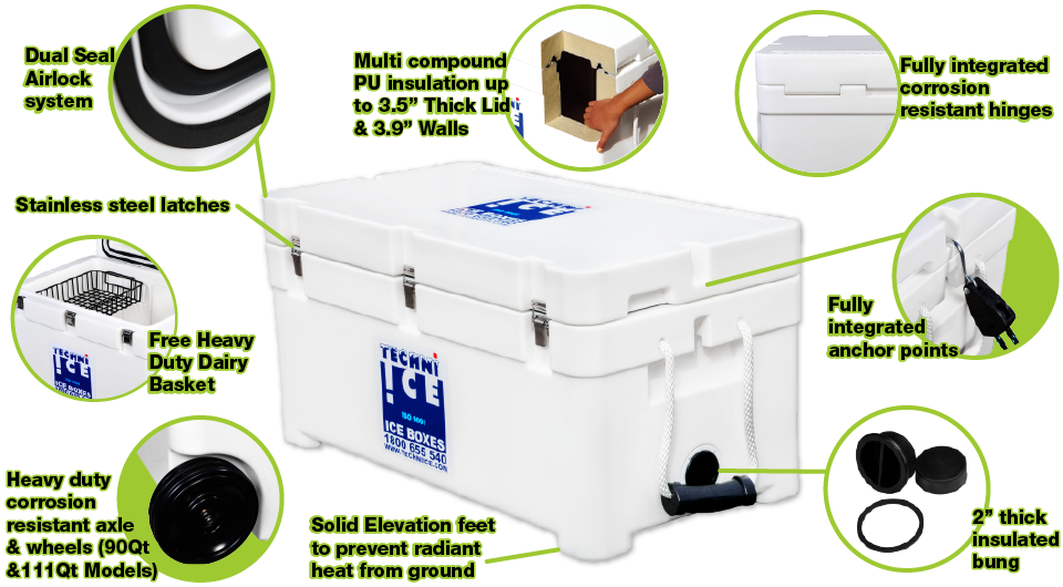 ice cooler box