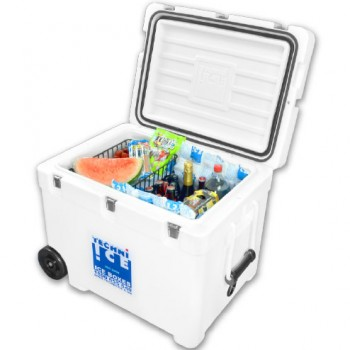 90Qt Techni Ice Signature Series Cooler with Wheels - World's No.1 Ice Keeper *End of September Dispatch
