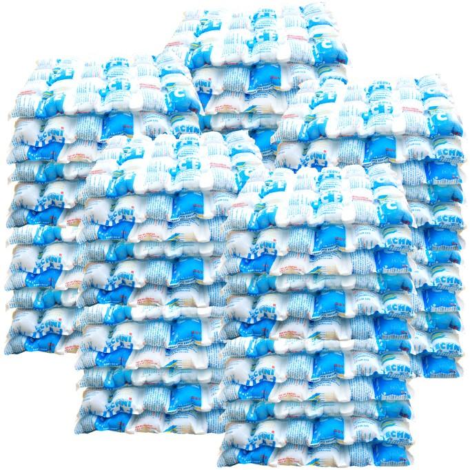 100 Techni Ice Heavy Duty Reusable Dry Ice packs *NEW HIGH PERFORMANCE MODEL
