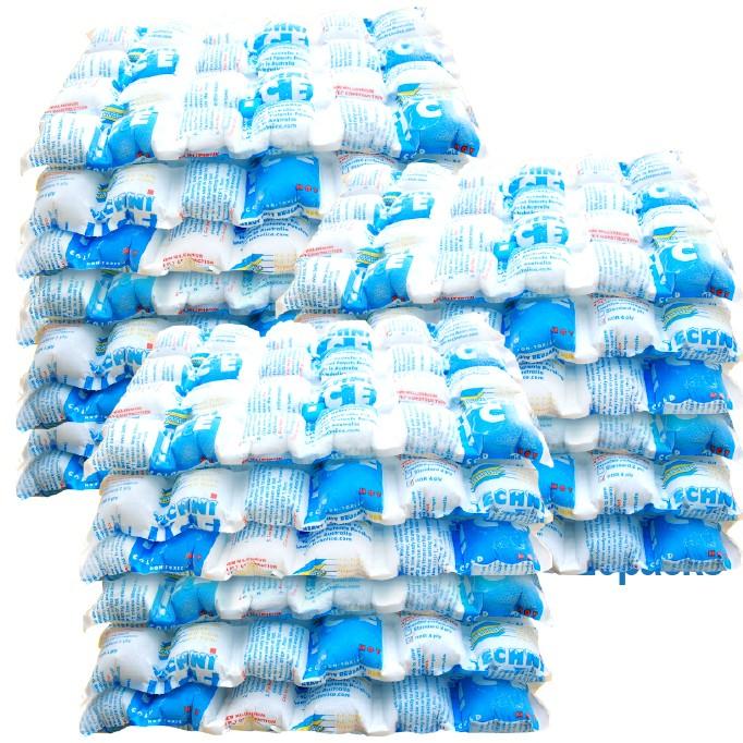20 Techni Ice Heavy Duty  Reusable Dry Ice packs *NEW HIGH PERFORMANCE MODEL