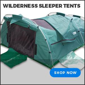 Wilderness Sleeper Tent