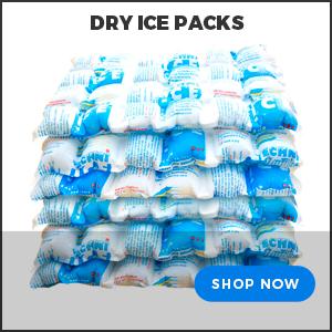 Dry Ice Packs